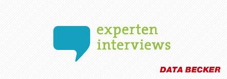Interview für Web-Marketing Zeitschrift des Data Becker Verlags