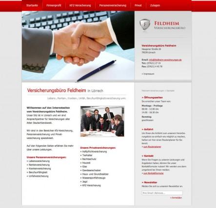 Feldheim Versicherungen Lörrach