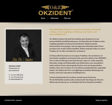 Okzident GmbH - Rorschach