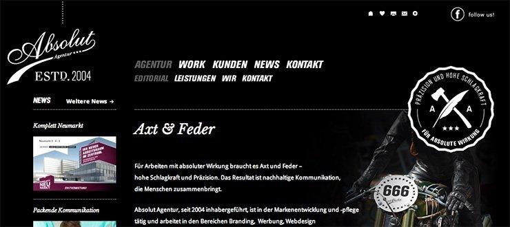 Absolut Agentur – St. Gallen