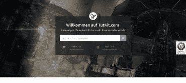 TutKit.com - Streaming und Downloads für Kreative