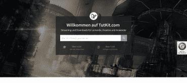 TutKit.com - Streaming und Downloads für Kreative