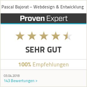 Proven Expert - Sehr gut