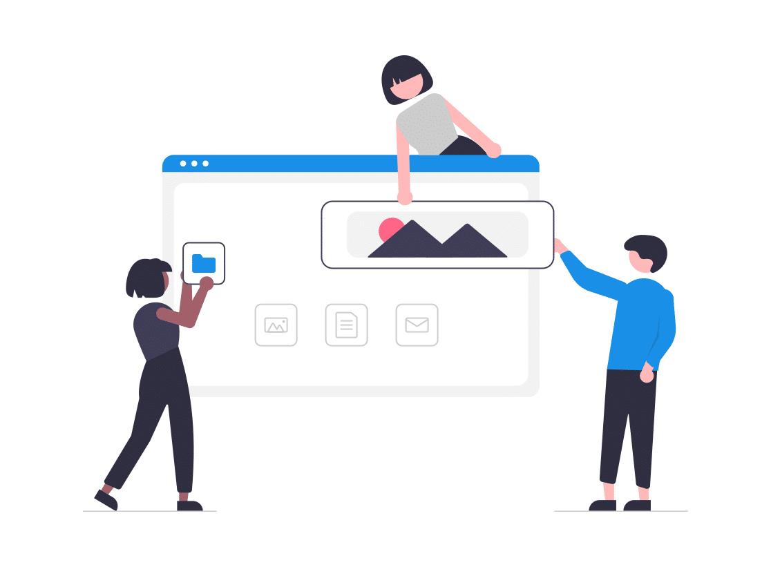 Webdesign und Entwicklung